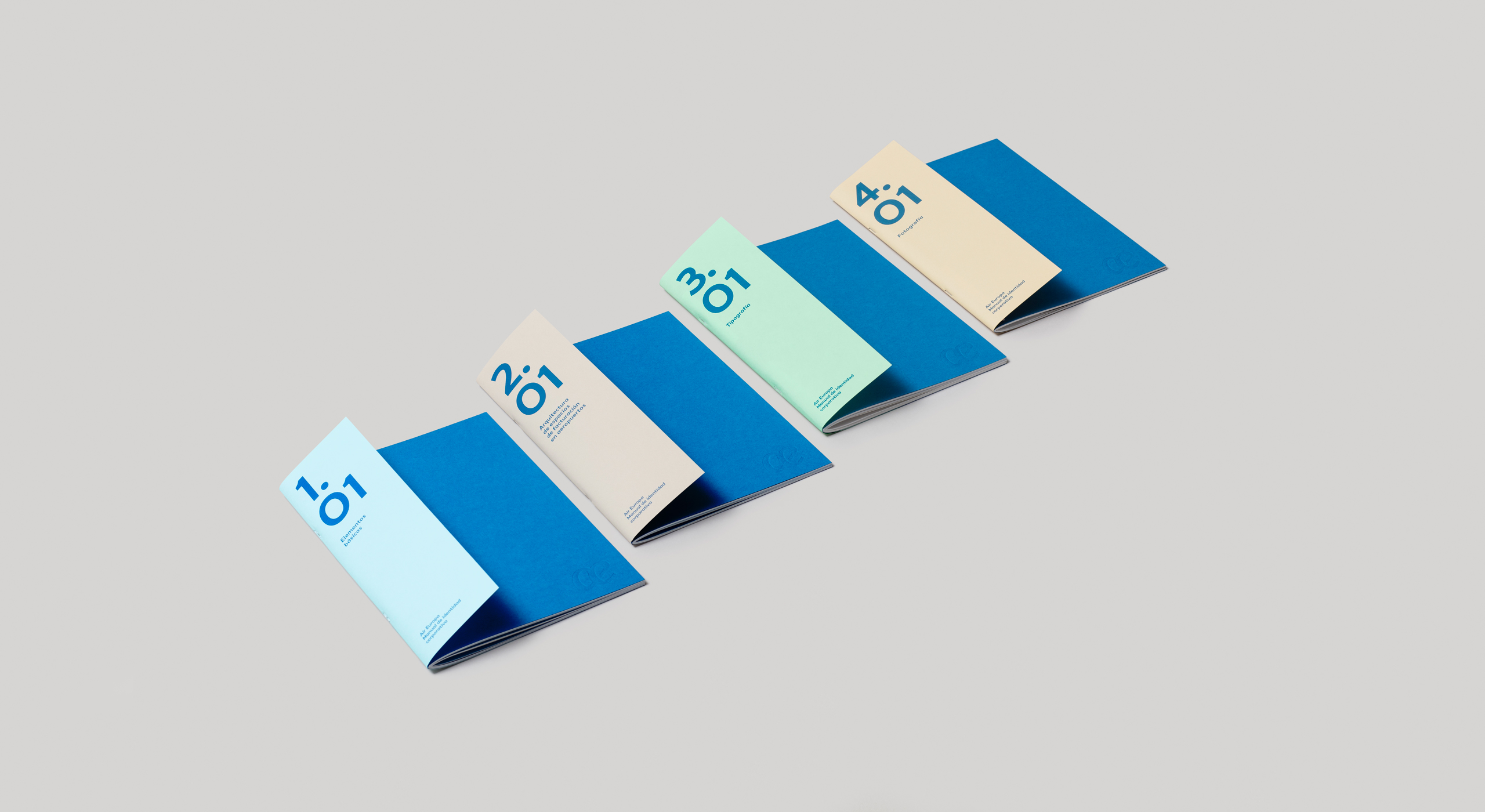 Air Europa Brand Guidelines