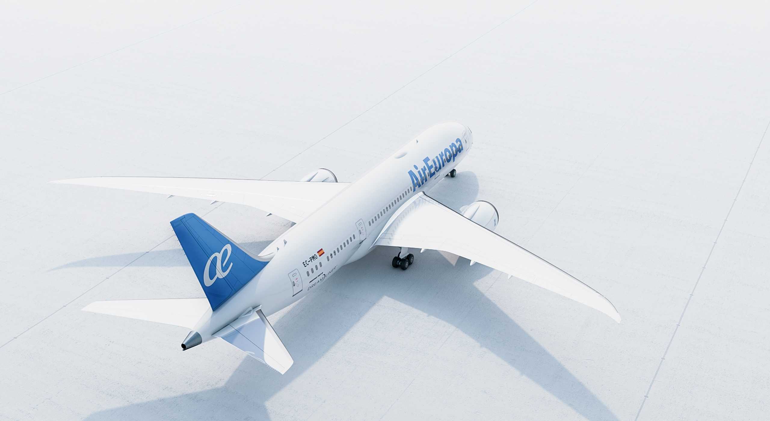 Air Europa Brand<br />